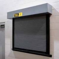 FireStar® Fire Counter Shutter Models 540-550