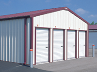 Mini Storage Building Doors DS 75